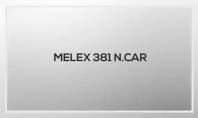Autoutilitare electrice ecologice - prezentare a modelului 381 N MELEX