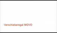 Stelajul mobil MOVO