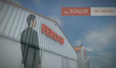 Feroof - Prezenta pe glob