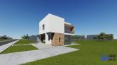 Proiect casa DONNA  P  E  3 camere  124 mp