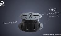 Pilon reglabil pentru pardoseli flotante de exterior PB-2 (60-90mm)