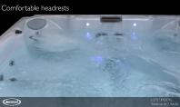 Cada de baie cu hidromasaj - Jacuzzi® J-275™