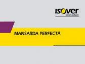 Sistemul Isover Mansarda Perfecta