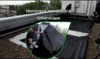 Acoperișuri verzi - etape de instalare produse Knauf Insulation