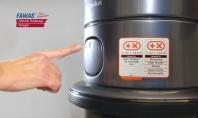 Exemplificarea utilizarii dozei de serviciu si a setului de aspirat la inaltime cu un Beam Electrolux