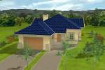 Casa pe structura metalica - Afrodita