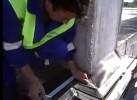 Instalare profil dilatatie impermeabil - Hidroplasto