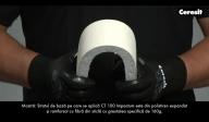 Flexibilitatea extrema a Ceresit CT 100 Impactum