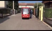 Autoutilitare electrice ecologice  - Test Drive GASTONE ESAGONO ENERGIA