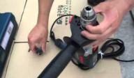 Professional Masina de gaurit cu percutie 1150 W BOSCH Professional GSB 21-2 RE / M.R