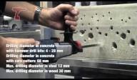 Professional Ciocan rotopercutor SDS-plus 850 W 3,2 J BOSCH Professional GBH 2-28 DV