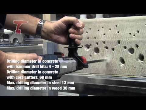 Professional Ciocan rotopercutor SDS-plus 850 W 3,2 J BOSCH Professional GBH 2-28 DV BOSCH