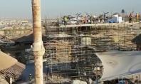 Constructie parc de distractie