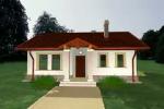 Casa pe structura metalica - Bogna