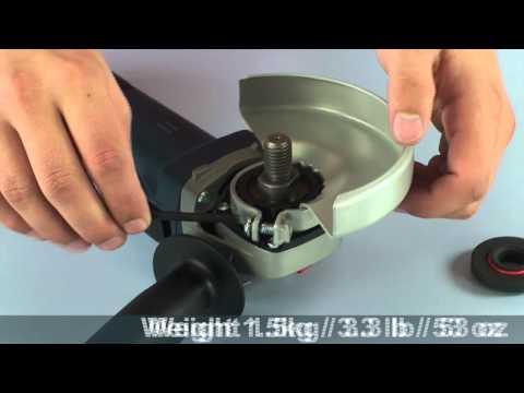 Professional Polizor unghiular 720 W diametru disc 115 BOSCH Professional GWS 7-115 E BOSCH