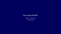 Refacere hidroizolatie - Hidroizolatii lichide REVIMCA aplicate peste gresie