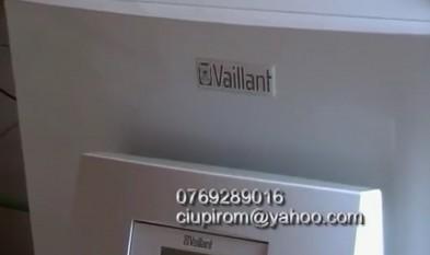CIUPIROM INSTAL Pompa de caldura Apa - Sol Vaillant -Timisoara