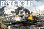 Excacavatoare pe senile Volvo EC250E-EC300E