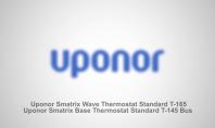 Sistem de comanda inteligent pentru incalzire si racire radianta Smatrix Wave T165/Smatrix Base T145