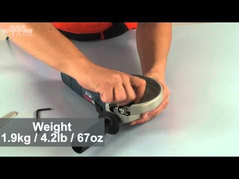 Professional Polizor unghiular 720 W BOSCH Professional GWS 7-125 BOSCH