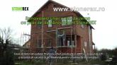 Renovarea unei case de lemn cu placile de fibrociment StoneREX