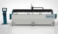 Prezentarea echipamentului CNC de taiere cu apa Swift-Jet