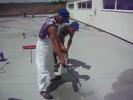 Acoperis din beton tratat cu Penseal FH