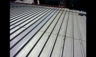 Hidroizolatii terase cu material REVIMCA aplicat peste panouri sandwich