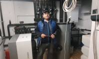 Pompa de caldura Ecoforest 22 kw sol-apa - Ciupirom Instal / 0769289016