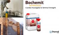 Elimina mucegaiul de pe orice suprafata Bochemit Antimucegai