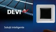 Termostat pentru incalzirea prin pardoseala - DEVIreg™ Touch