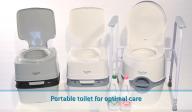 Toalete portabile