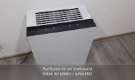 Purificator profesional cu filtru 360 grade IDEAL AP60 PRO