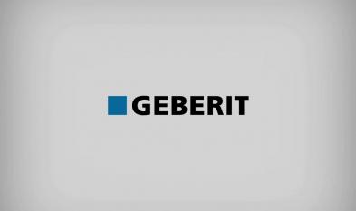 Montaj rigola Geberit cu scurgere in perete si profil colector