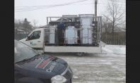 Descarcare Tamplarie PVC - Client: Mircea, Ramnicu Valcea ADF