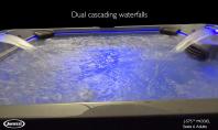 Cada de baie cu hidromasaj Jacuzzi® J-575™