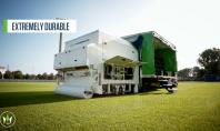 Instalarea gazonului hibrid GrassMaster