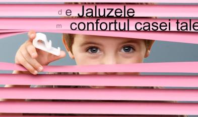 Fabrica De Jaluzele - Asiguram confortul casei tale