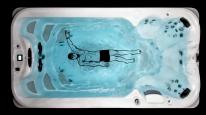 Prezentarea colectiei Jacuzzi® PowerPro® Swim Spa