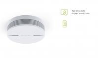 Detector smart fotoelectric de fum Netatmo Smart Smoke Alarm