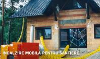 Solutii mobile de incalzire pentru constructii santiere
