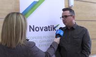 Interviu Dan Mircescu - Novatik, sponsor al echipei de handbal feminin CSM Bucuresti