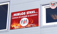 Seminee de otel - prezentare a Fabricii de șeminee și boilere  FMGROUP