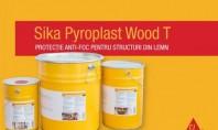 Sika Pyroplast - Protectia lemnului impotriva focului