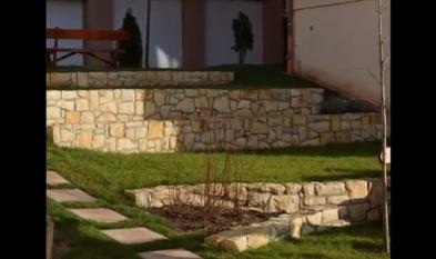DECOR LIMESTONE Placari piatra naturala - lucrari DecorLimestone