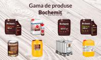 Tratamente pentru protectia lemnului - Gama de produse Bochemit