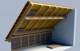 Membranele LDS de la Knauf Insulation pentru izolarea cu vata minerala a acoperisurilor inclinate