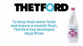 Odorizant de igienizare toalete AQUA RINSE