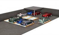 Platforma pentru parcare ParkBoard PQ