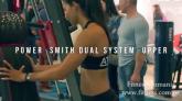Aparat Dual de fitness, pe structura cadrului Smith
